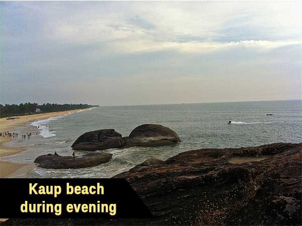 Kaup Beach From Mangalore