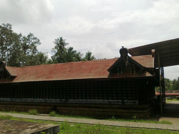 Lokanarkavu Temple in Kozhikode
