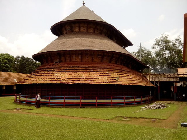 Famous Temples In  Kasaragod