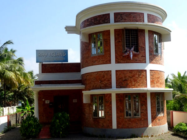 Bay Island Driftwood Museum in Kerala!