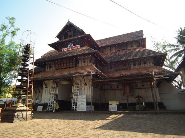 Shakthan Thampuran Palace in Thrissur