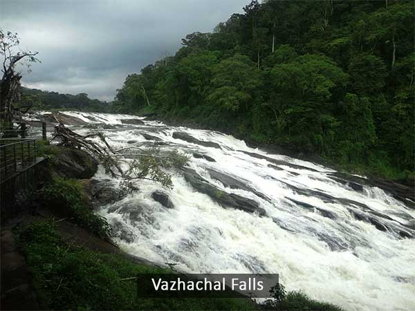 Athirapally waterfalls