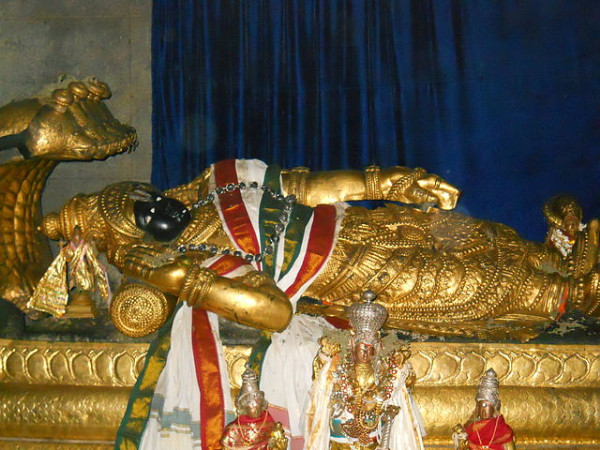 A Temple Tour around Pancharangams in South India
