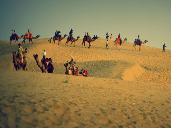 Best Places to Visit in Jaisalmer