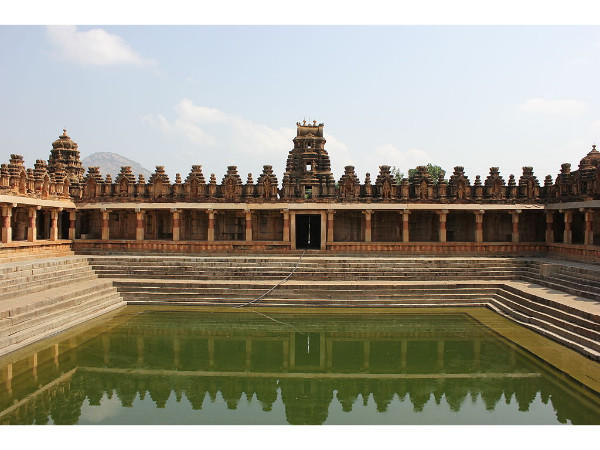6 Beautiful Temple Tanks in Karnataka