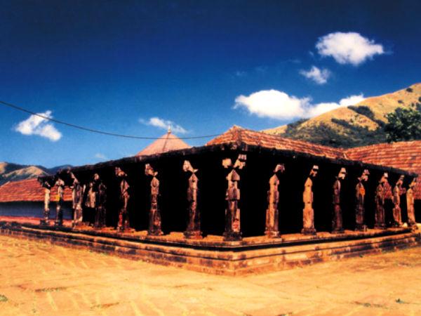 Thirunelli Temple In Wayanad