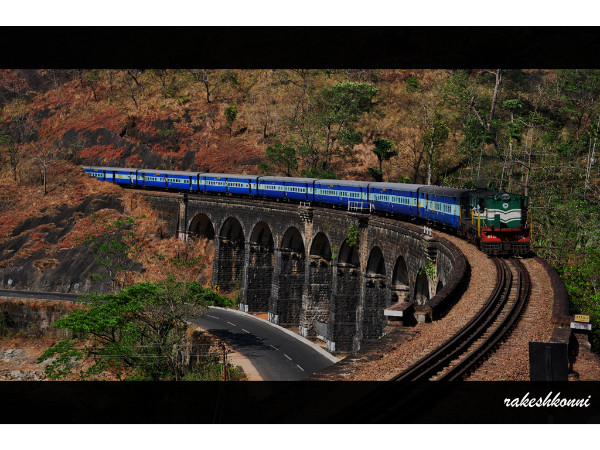 Spellbinding Photo Tour of Thenmala in Kerala