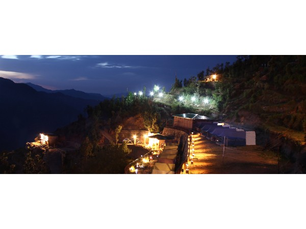Best camping sites in Dhanaulti