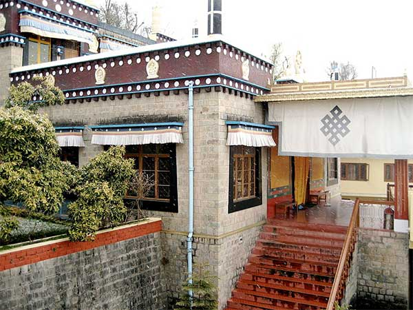 5. Dechen Namgyal Monastery, Jammu And Kashmir – A Fort Of Spiritualism