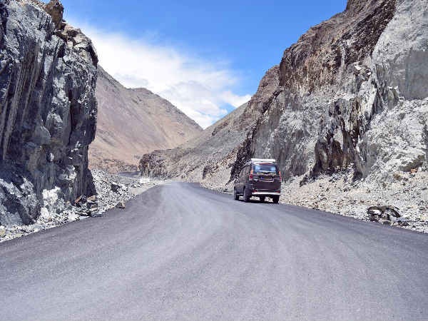 Srinagar To Zanskar