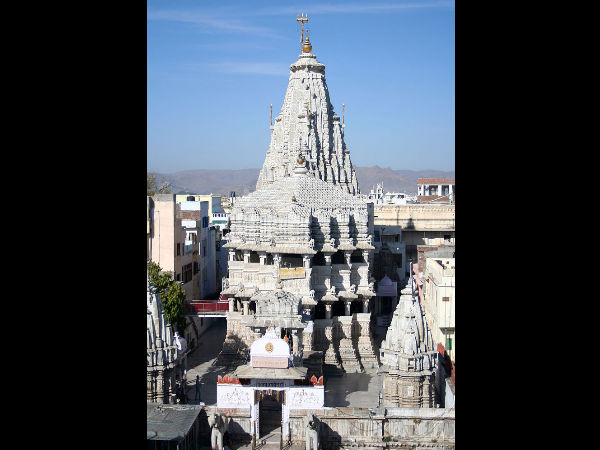 5. Jagdish Temple