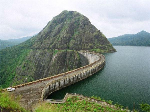 Famous Dams In Idukki District