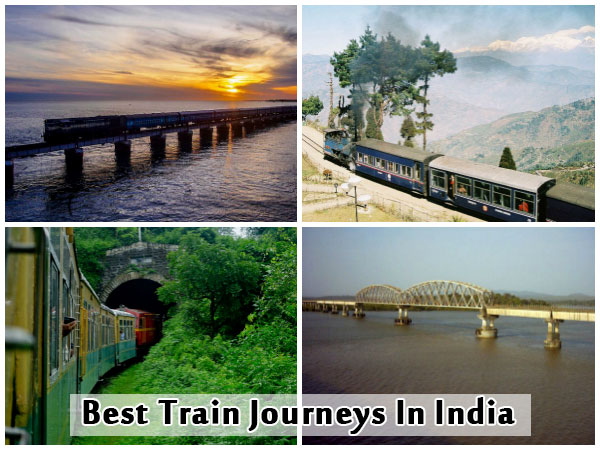 7 Most Beautiful Train Journeys In India
