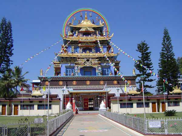 Bylakuppe: Discovering A Piece Of Tibet In Karnataka