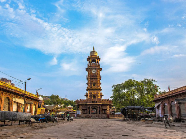 6 Popular Clock Towers In India
