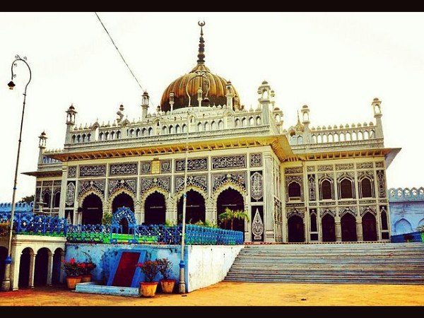 Chota Imambara: The Palace of Lights