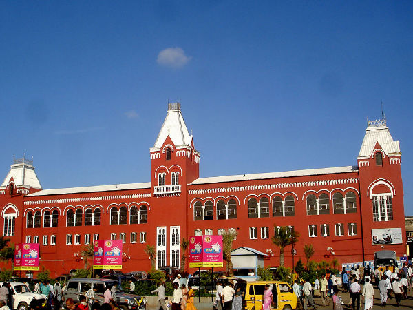 Must-Visit Heritage Buildings In Chennai