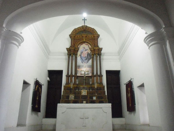Travel To The Armenian Church In Chennai