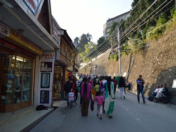 road trip from delhi to chail