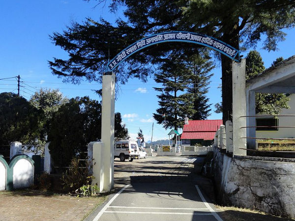 weekend getaway from delhi to kausani