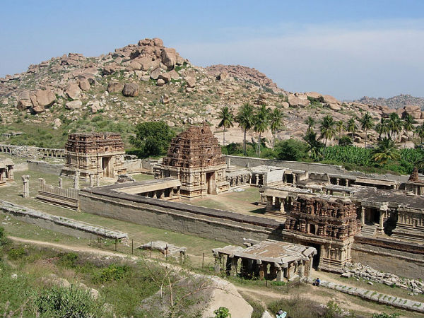 A Road Trip From Bangalore To Hampi