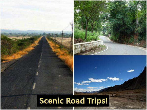 Most Scenic Road Trips In India