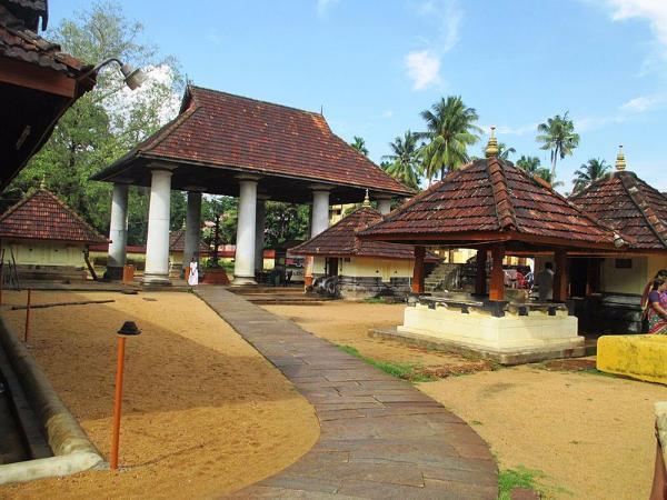 A Visit To The Ancient Thiruvanchikulam Mahadeva Temple In Thrissur