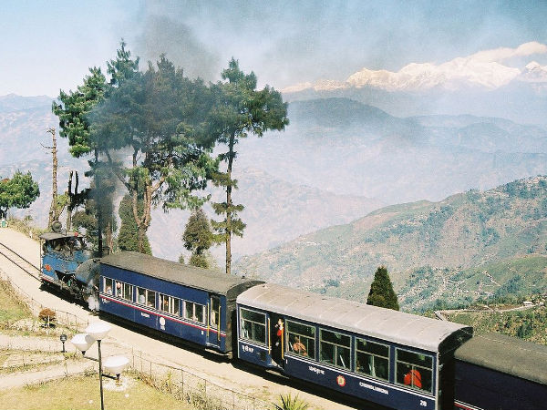 best train journeys in india