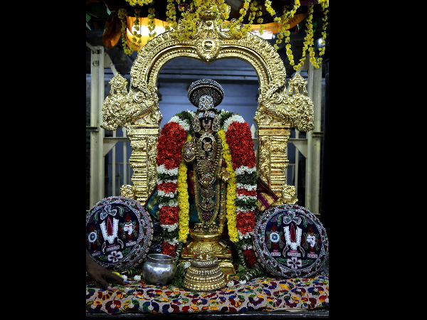 Famous Temples In Trichy