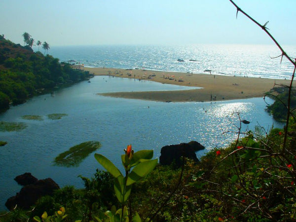 7. Arambol Beach, Goa