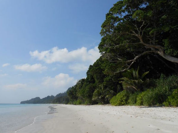 14. Radhanagar Beach, Andaman And Nicobar Islands