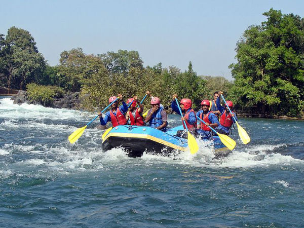 Dandeli For Water Sports