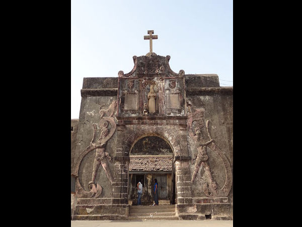 4. St. Jerome Fort