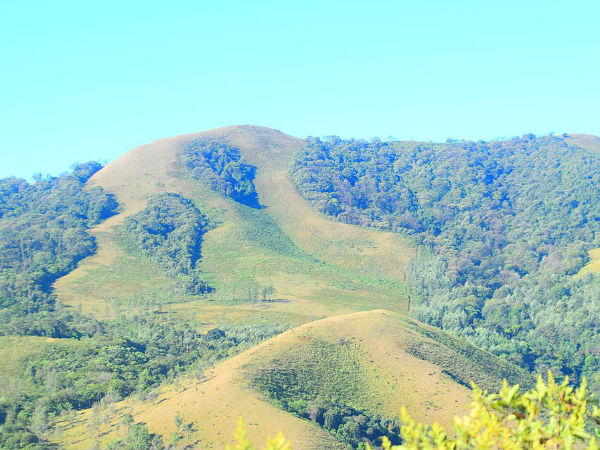 2. Chikmagalur For Off Roading