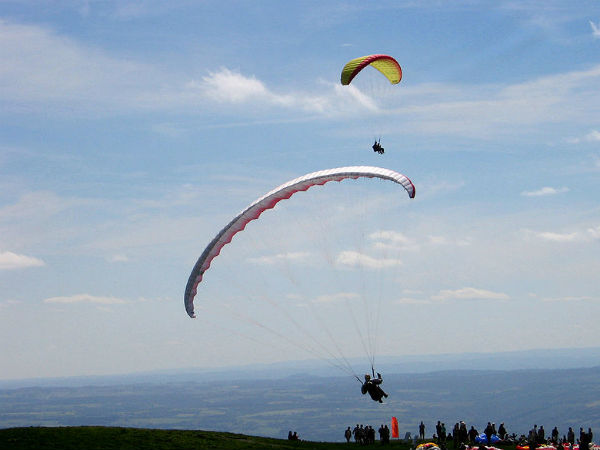 5. Vagamon For Paragliding