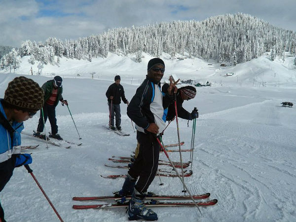 7. Gulmarg For Skiing
