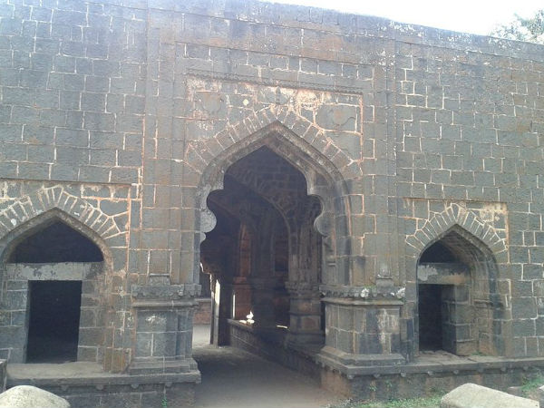 Features Of Panhala Fort