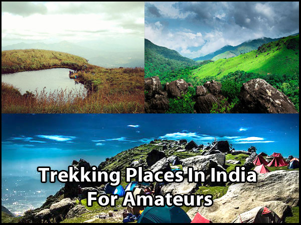 Trekking For Amateurs In India