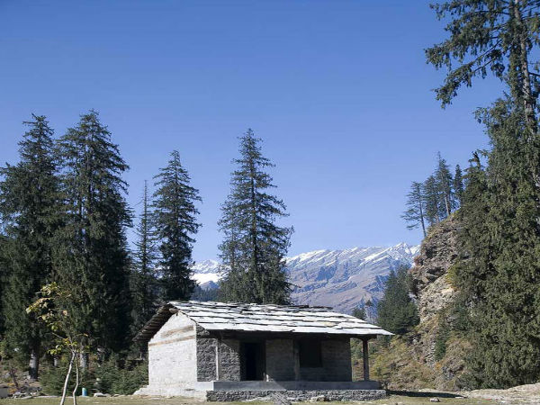 Beas Kund Trek In Solang Valley