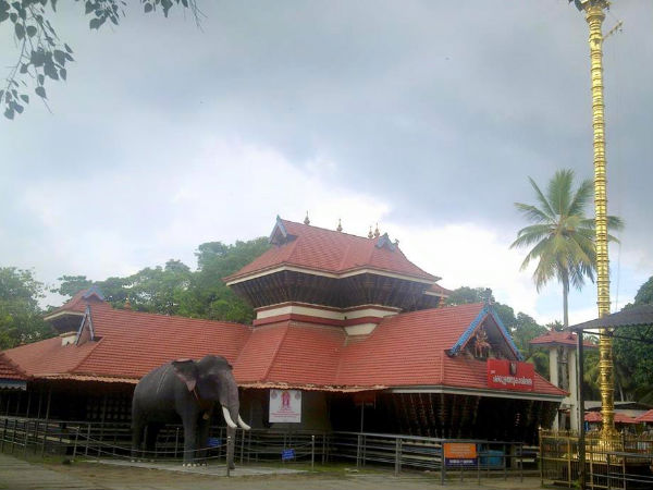 Have You Visited The Chakkulathukavu Sree Bhagavathy Temple, Where Men Are Not Allowed?