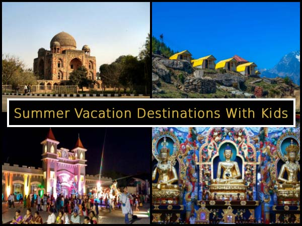 Most Read: Top Summer Vacation Destinations To Spend Time With Kids