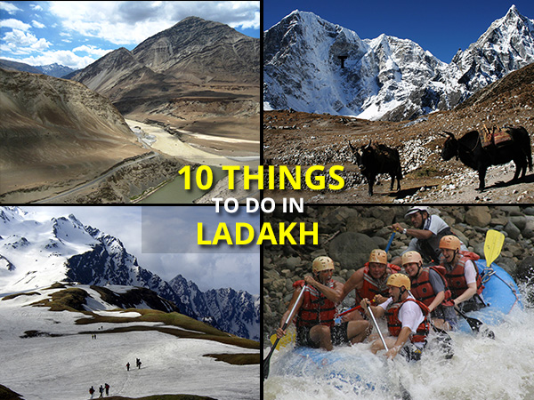 things to do when in Ladakh