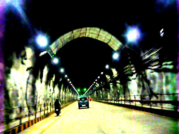 The Longest Road Tunnels In India
