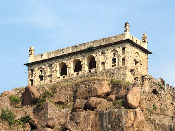 Know More About Golconda Fort