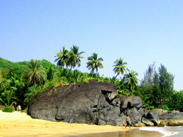 An Offbeat Beach Trek In Gokarna