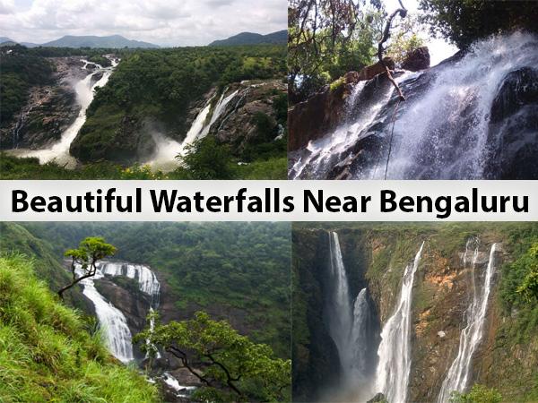 Beautiful Waterfalls Near Bengaluru For A Weekend Getaway