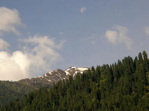 A Wonderful Trek In The Lap Of Nature In Kullu Valley