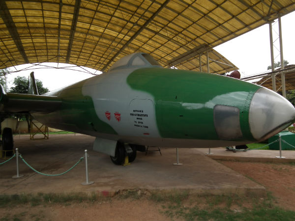 3. HAL Heritage Center And Aerospace Museum