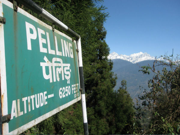 How To Reach Pelling