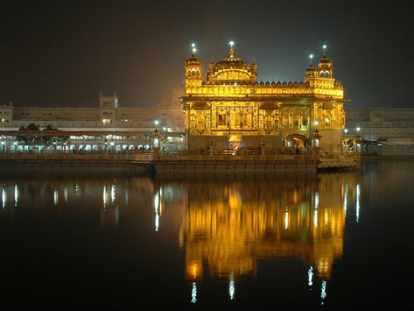 4. Golden Temple, Amritsar
